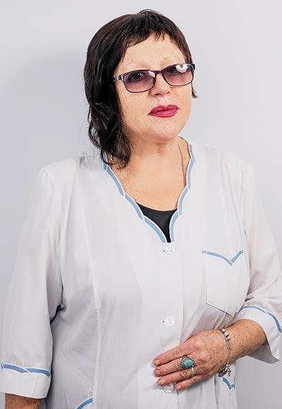 Зайцева Любовь Ивановна