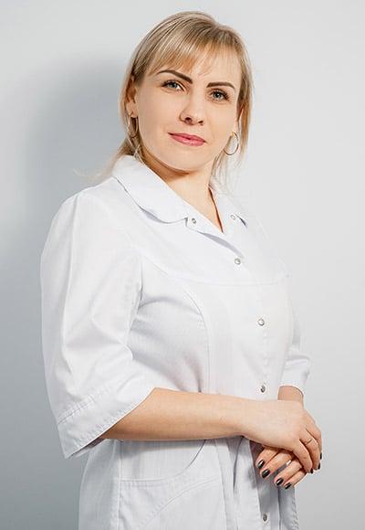Лапшина Анна Сергеевна