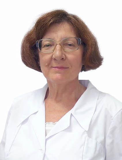 Шабанова Людмила Николаевна