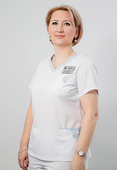 Карамурзова Людмила Ахъедовна